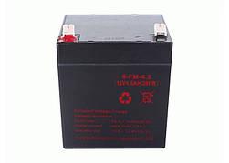 Свинцово-кислотный аккумулятор AGM 12 V 4.5 AH