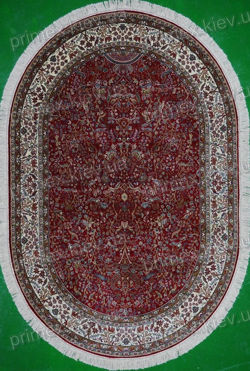 Ковер Spirit India Premium, цвет красный