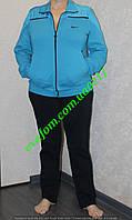 Спортивный костюм ( баталл) женский