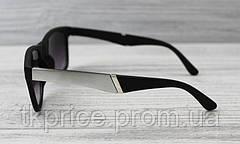 Солнцезащитные очки унисекс Ray Ban матовые, фото 3