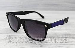 Солнцезащитные очки унисекс качественная реплика Ray Ban матовые, фото 3
