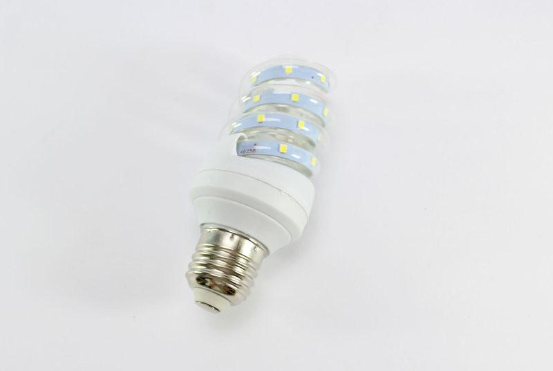 Лампочка LED LAMP E27 5W Спиральная 4022 (100)