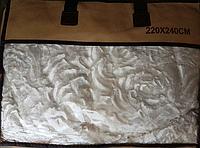 Покрывало травка двойное 220x240
