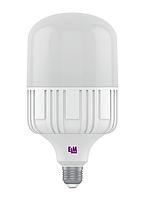 Лампа светодиодная TOR 58W E40 6500К 6000 Lm ELM мощная промышленная