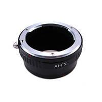 Адаптер переходник Nikon AI - Fujifilm X (FX)