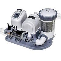 Комбо система соленой воды и фильтр-насос A54616