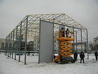 Проектування і  виготовлення металоконструкцій для кафе і ресторанів
