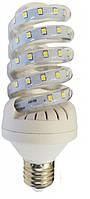 Светодиодная лампочка UKC 4025 E27 3U LED 12W, энергосберегающая лампа спиральная 4025