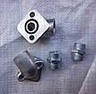 Фланец НШ-10 угловой масленого насоса штуцер с кольцами, фото 4