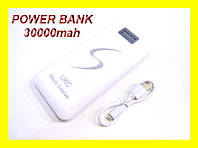 Моб. Зарядка POWER BANK+LCD 30000mah