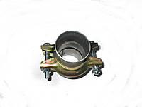 Хомут глушителя d 50mm с патрубком (иномар.), фото 1