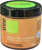 Органическая маска-кондиционер для волос Soul Tree с Гибискусом, Хной и Кокосовым маслом