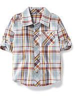 Рубашка шведка 2 в 1 OLD NAVY 5Т, фото 1