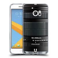 Силиконовый чехол для HTC 10 узор Фотокамера
