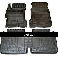 Коврики в салон BYD G6 12- (5шт) Бад Г6 Avto-Gumm (11415 )