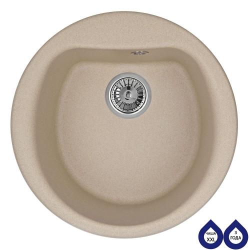 Кухонна мийка Minola MRG 1045-50 Пісок