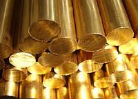 Пруток бронзовый БрА9Ж4 50 мм (CuA19Fe3)