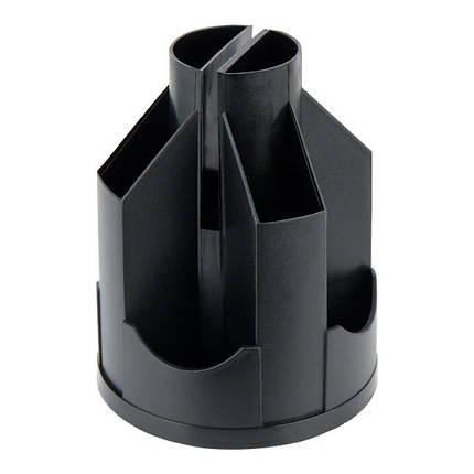 D3003-01 Підставка-органайзер D3003 (мал.), чорний, фото 2