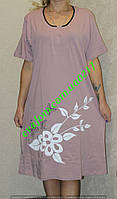 """Ночная рубашка женская """"Nicoletta""""больших размеров"""