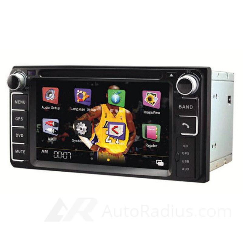 Автомагнитола 2din A&V Toyota universal GPS