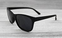 Мужские поляризационные солнцезащитные очки матовые 2017