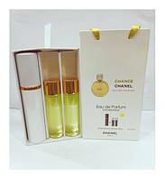 Наборы мини парфюма Chanel Chance Woman 45ml оптом