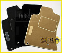 Ворсовые коврики BMW 4 series (F32), Полный комплект, (хорошее качество), БМВ 4