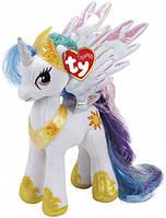 "TY My Little Pony 41182 ""PRINCESS CELESTIA"" 20см"