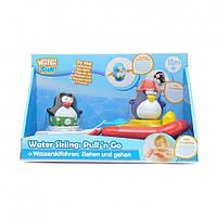 """Water Fun Игрушка для ванны """"Пингвинчики на водных лыжах"""""""