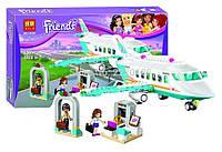 Конструктор Bela Friends 10545 Частный самолет, 236 деталей