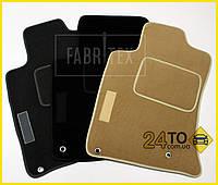 Ворсовые коврики BMW 5 series (E34), Полный комплект, (хорошее качество), БМВ 5