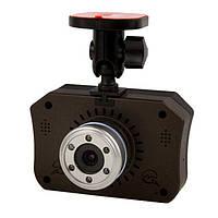 Видеорегистратор автомобильный  DVR H900 + GPS с двумя камерами