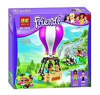 Конструктор Bela Friends 10546 Воздушный шар в Хартлейке, 260 деталей