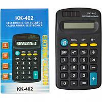 Калькулятор карманный КК-402 / 11,5х6,5 см