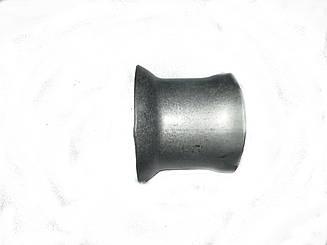 Фланец глушителя под хомут d 42mm ВАЗ 2108 (шовный)