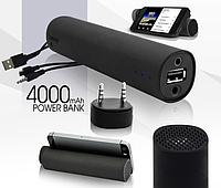 Колонка-зарядка Power Bank 3 в 1 Power Jam