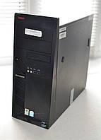 Системный блок, компьютер, 2 ядерный процессор Intel Core 2 Duo 2x3,0 Ггц, 2 Гб ОЗУ, 80 Гб , фото 1