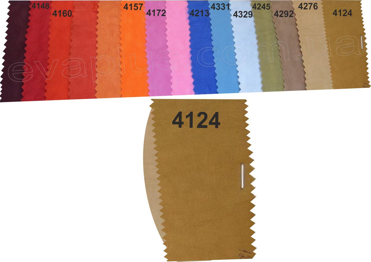Ткань тентовая акрил (мрамор) Горчичный 4124, 1400