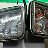 Фары линзованные противотуманные led, фото 2