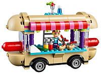 Конструктор Bela Friends 10559 Парк развлечений Фургон с хот-догами, 249 деталей