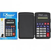 Калькулятор карманный КК-328A / 10х6 см