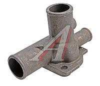 Патрубок выпускной насоса водяного ВАЗ 21083 под датчик (тройник блока) (пр-во АвтоВАЗ)