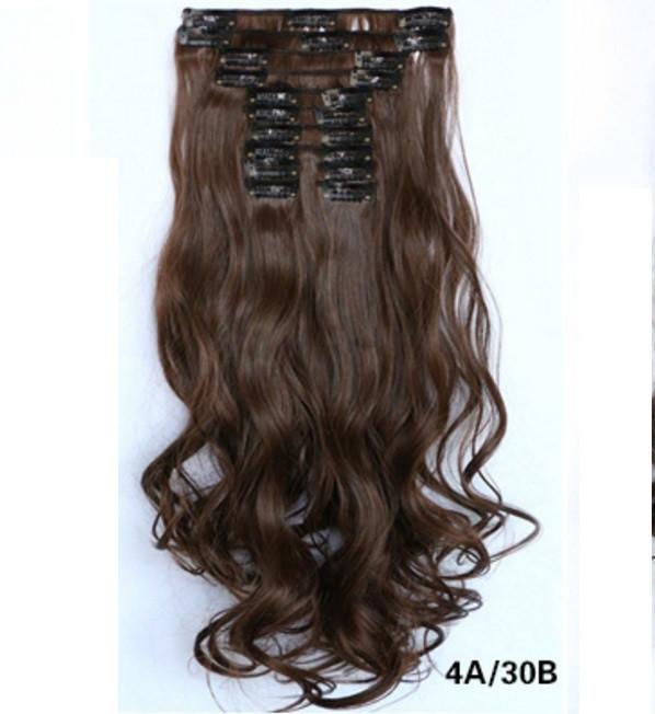 Купить накладные волосы с локонами не дорого 12 прядей длинные - 55 см. - Тисячі товарів для всіх !!! Тысячи товаров для всех !!!  в Хмельницком