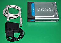 Модем-роутер ADSL D-link DSL-500T