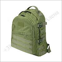 Тактический рюкзак 30 литров олива для военных, рыбалки, туризма кордура