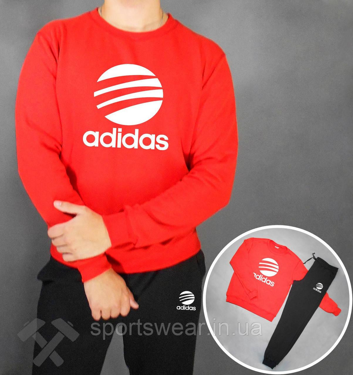 """Спортивный костюм Adidas 14778 """""""" В стиле Adidas """""""""""