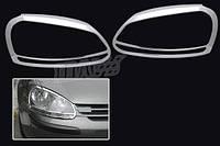 Volkswagen Golf 5 Накладки на фары