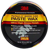 Полировка кузова, фар Паста-воск для лакокрасочного покрытия Perfect-it, 0,3 кг