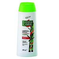 """Шампунь для волос с экстрактом бамбука """"Термозащита + Объем"""""""