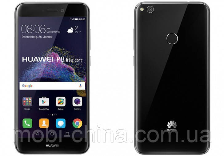 "Смартфон Huawei P8 Lite 16GB 4G Octa Core 5.2""   Black ' 3"